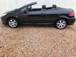 peugeot convertible 2007 peugeot 307 allure coupe cabriolet 1 499