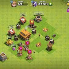 clash of clash apk clash of clans apk mod home