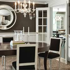 Pictures Of Wainscoting In Dining Rooms Dining Room Wainscoting Traditional Dining Room Pratt And