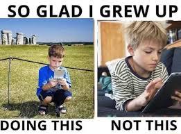 Meme Kids - kids these days will never understand meme guy