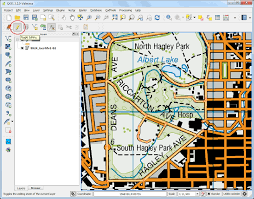 Definition Of Physical Map Digitizing Map Data U2014 Qgis Tutorials And Tips