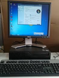 ordinateur de bureau windows 7 occasion achetez ordinateur de bureau occasion annonce vente à émerainville