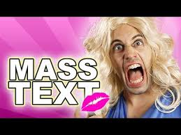 Mass Text Meme - tay allyn s mass text video gallery know your meme