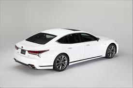 lexus lf sedan trademark application hints at new lexus ls f sport sedan