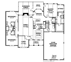 House Plans With Jack And Jill Bathroom Andrew European Home Plan 013d 0048 House Plans And More