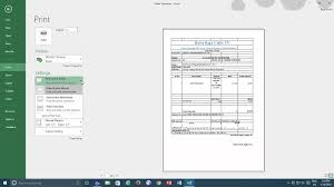 microsoft excel 2016 tutorial print active multiple worksheets