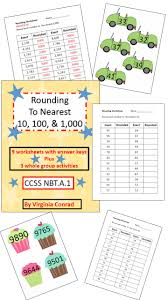 56 best rounding images on pinterest rounding numbers teaching