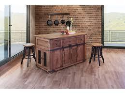 international furniture direct 3 drawer kitchen island with 2