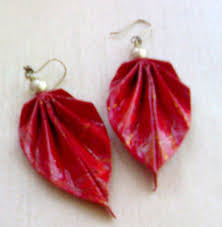 earrings paper paper bling paper earrings paper jewellery india flickr