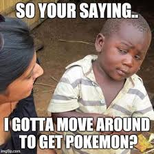 Pokemon Kid Meme - pokemon go imgflip