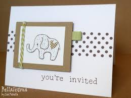 bellalistona baby shower invitations
