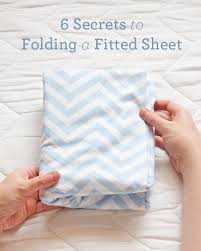 Folding Bed Sheets Living Well 6 Secrets To Folding A Fitted Sheet Design