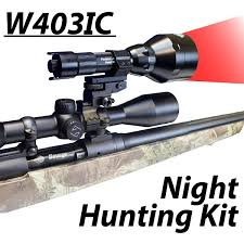 green hunting light reviews hunting light w403ic red led