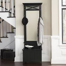 Entryway Storage Bench With Coat Rack Entryway Storage Bench With Coat Rack Mesmerizing In Home