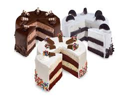dairy queen halloween cakes cakes made with your favorite ice cream at cold stone creamery