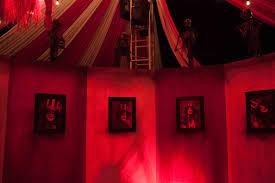 Creepy Carnival Decorations Queen Mary U2013 Scare Zone