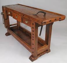 french country style carpenter u0027s workbench at 1stdibs