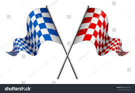 Images Of Racing Flags Racing Flag Stock Vector 598864109 Shutterstock
