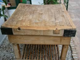 antique butcher block kitchen island butcher block kitchen island with chris and pro chef top together