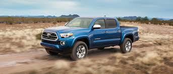 experience real power in the refreshed 2017 toyota tacoma
