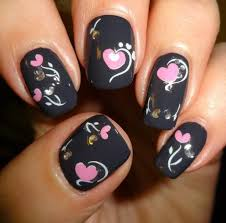top 15 beauty nail art for valentine u2013 new easy home manicure