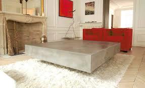 diy concrete table top concrete coffee table top tables concrete coffee table top diy