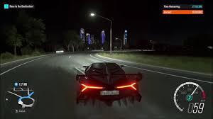 Lamborghini Veneno Top Speed - forza horizon 3 lamborghini veneno top speed run youtube