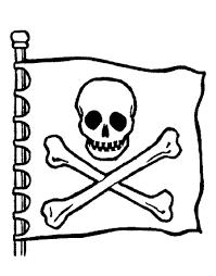 dessin ã colorier ã imprimer pirates des caraibes