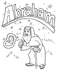 coloring page abraham and sarah abraham coloring page coloring pages abraham lot coloring page