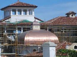 Copper Roof Cupola Roof Domes U2013 Rutland Gutter Supply