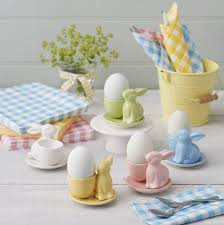 bunny egg cup 10 gorgeous egg cups for easter sunday fresh design