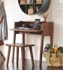 Fold Away Desk by Secretary Style Computer Desk Foter