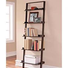 Wooden Ladder Bookshelf Plans by Interior Inspiring Interior Storage Ideas With Exciting Leaning
