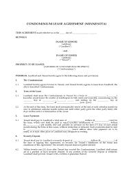 condo lease template 28 images standard form of condominium