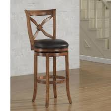 Oak Bar Stool With Back with Wooden Swivel Bar Stools With Back And Arms U2013 Yamahakeyboards Info