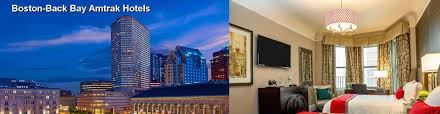 Boston Convention Center Hotels Map by 52 Hotels Near Boston Back Bay Amtrak Ma