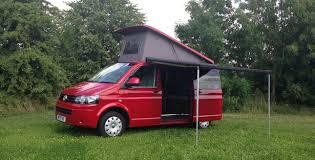 Fiamma Awnings Uk 2010 10 Reg Volkswagen T5 Transporter Brand New Camper Van