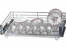 Kitchen Cabinets Baskets Stainless Steel Kitchen Cabinet Wire Storage Basket Vegetable