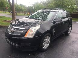 srx cadillac used 2010 used cadillac srx fwd 4dr luxury collection at a luxury autos