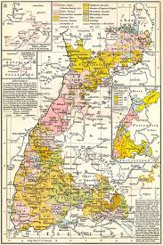 Germany Map Europe by Historical German Maps Photo Gallery