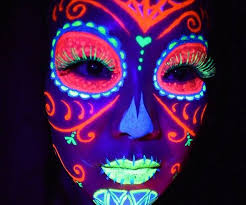 glow paint 496 best glow paint images on artistic make up neon