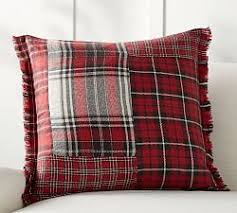 Christmas Pillows Pottery Barn Christmas Pillows U0026 Throws Pottery Barn