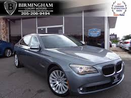 bmw 7 series 2012 bmw 7 series for sale carsforsale com