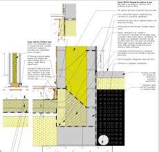 passive house pharmacy construction update u2013 cavity wall details