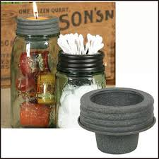 Amazon Home Amazon Com 1 X Mason Jar Tapered Cup Lid Barn Roof Home U0026 Kitchen