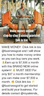 How To Make Memes Online - make money online step by step training provided link in bio make