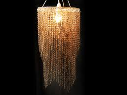 Lampshades For Chandeliers Topaz Layered Chandelier Lamp Shade Plastic Beads Home Lighting