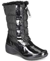 womens ugg boots macys khombu s cold weather waterproof boots boots shoes