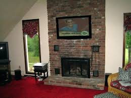 tv above gas fireplace fireplace install stone fireplace mount on above wood burning putting luxury putting