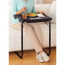 carter metal folding tray table black traditional tv modern tv tray tables furniture for less overstock com
